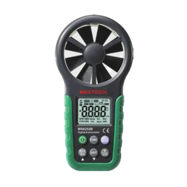 Mastech Anemometer with CFM