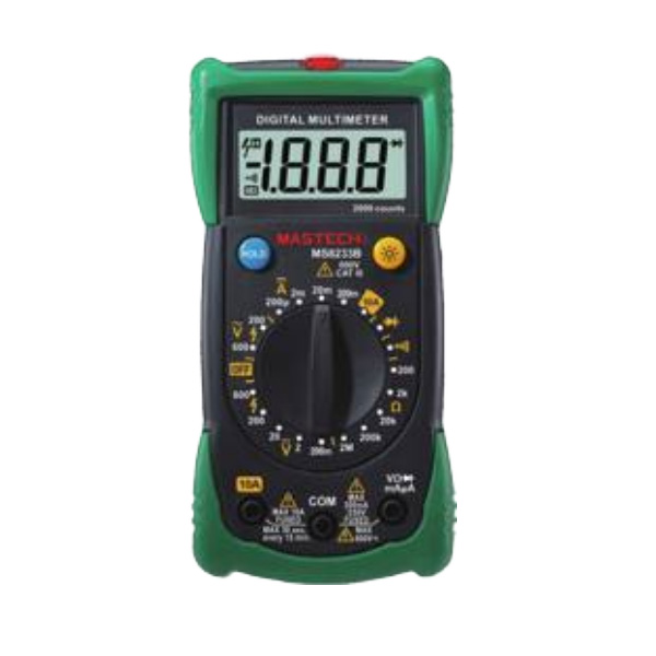 Mastech Multimeter Supplier in India