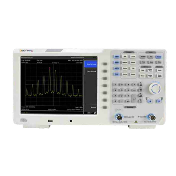 Owon Spectrum Analyzer Distributor in India